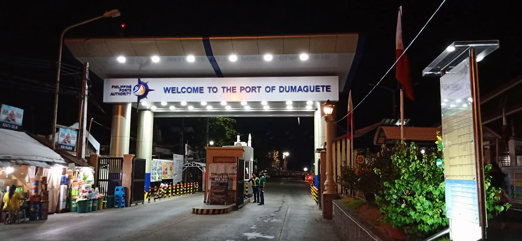 Dumaguete City Port: Location, Directions, Terminal Fee