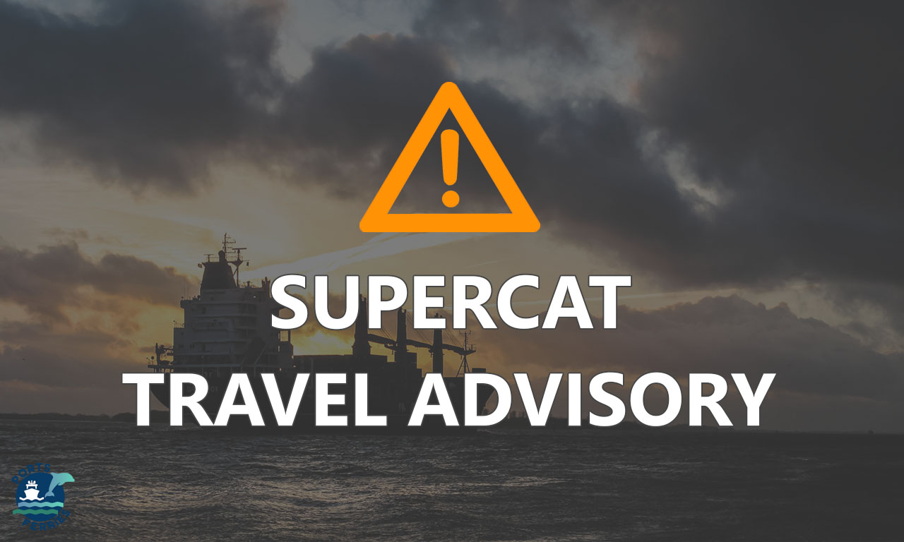 SuperCat Travel Advisory: Canceled trips for September 20 and 21