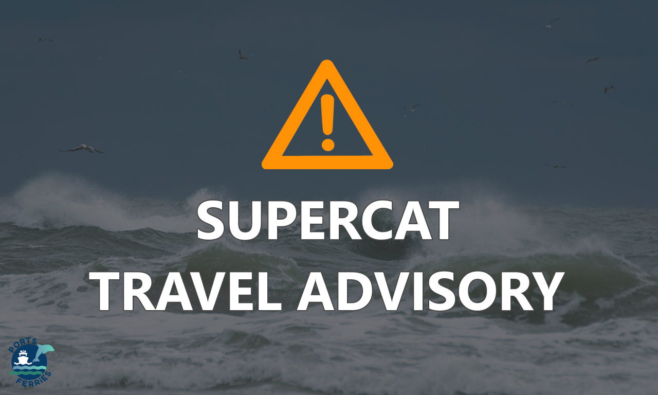 Canceled trips of 2GO SuperCat for August 23