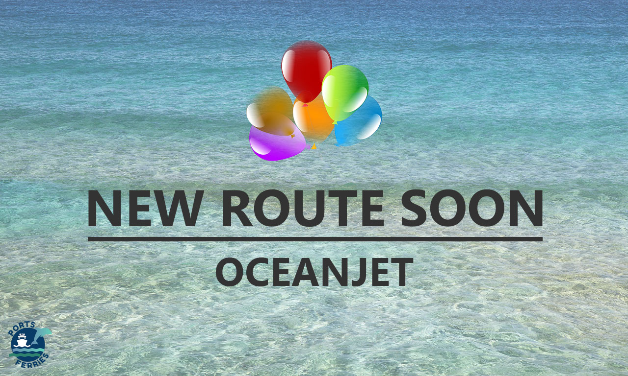 OceanJet New Route