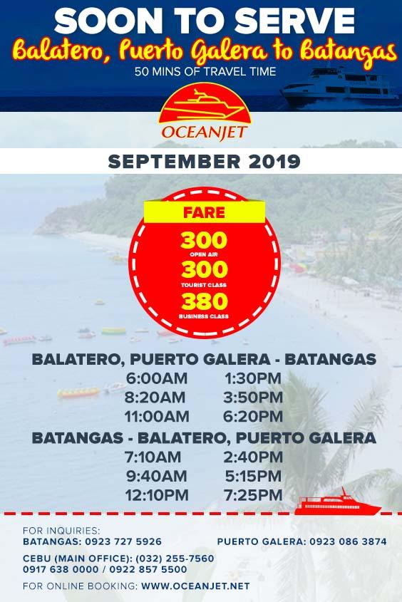OceanJet Balatero-Batangas