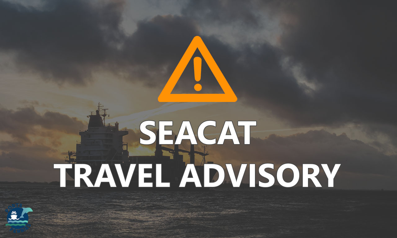 SeaCat Travel Advisory