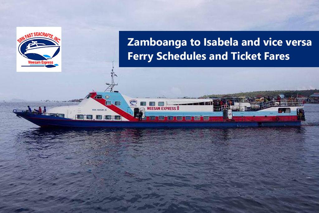 Weesam Express Zamboanga-Isabela