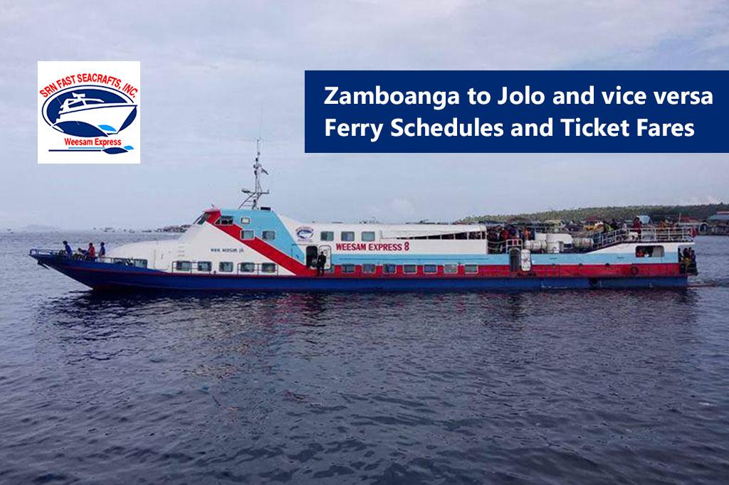 Weesam Express Zamboanga-Jolo