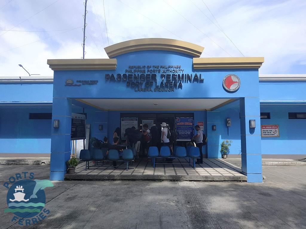 Larena Pier Terminal
