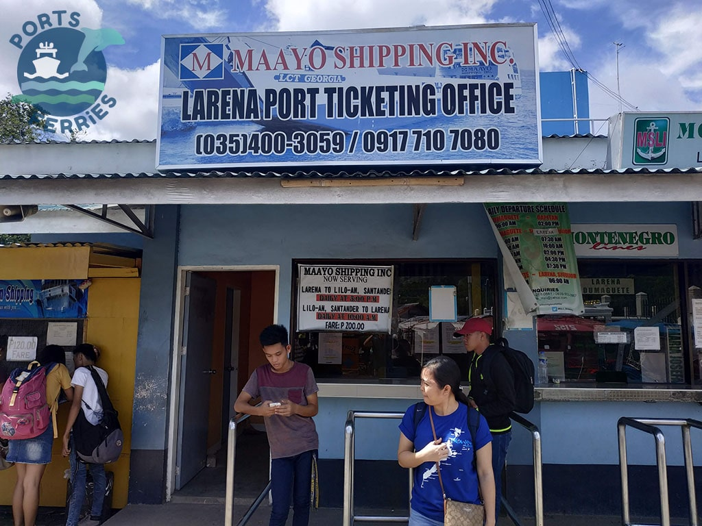 Larena Ticketing Office