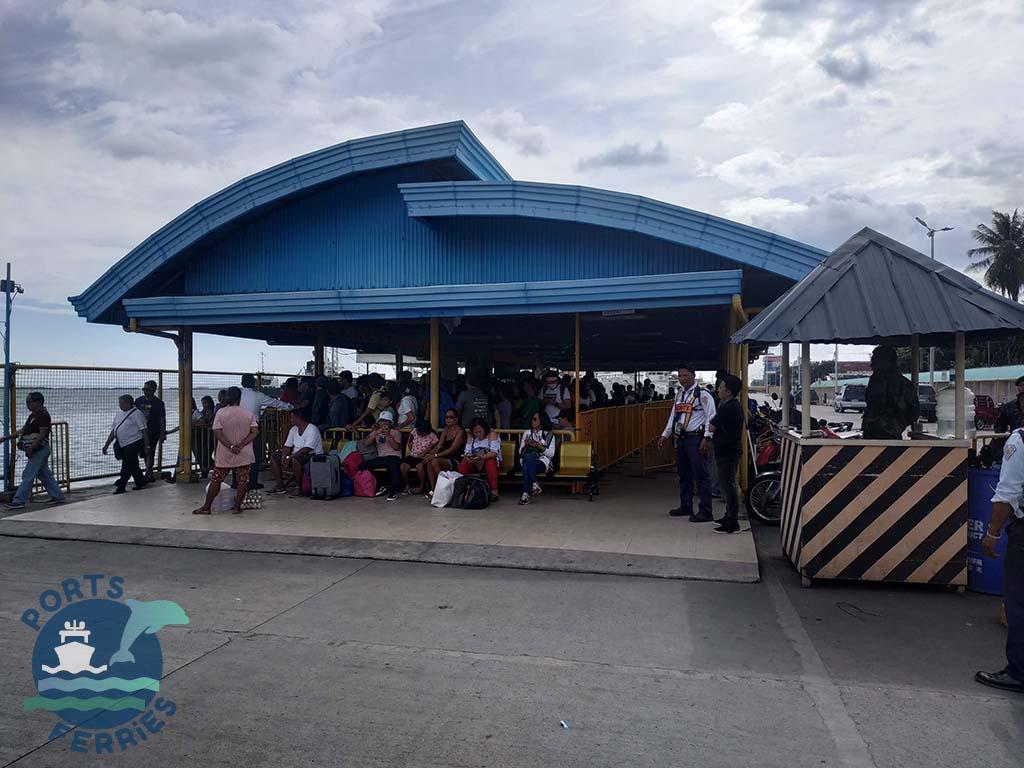 Metro Ferry Terminal at Cebu City Pier 3