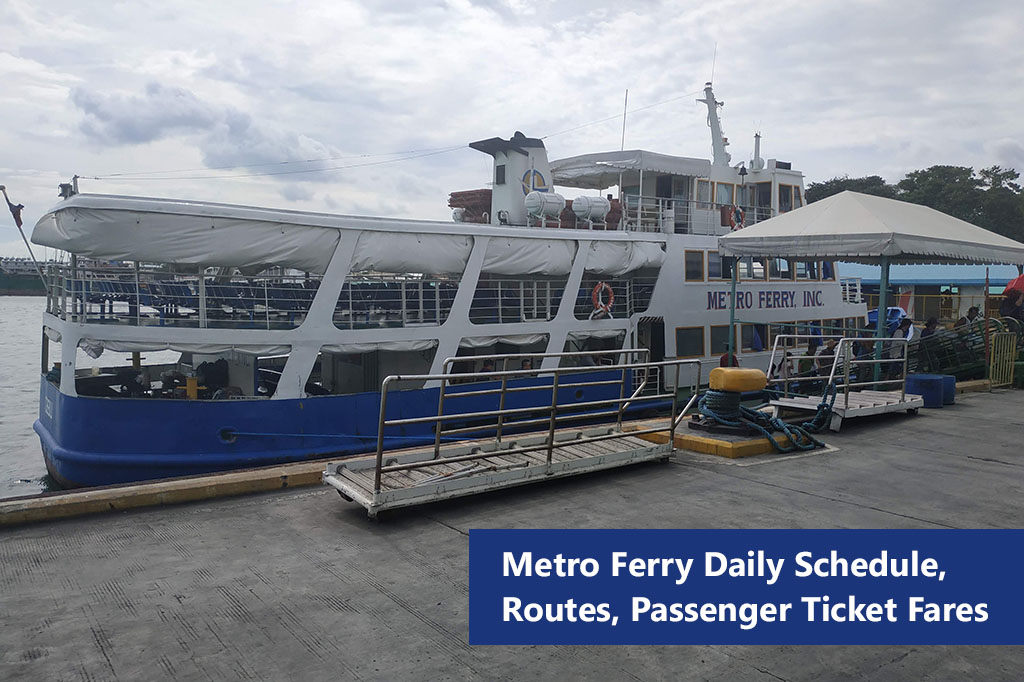 Metro Ferry Featured Image