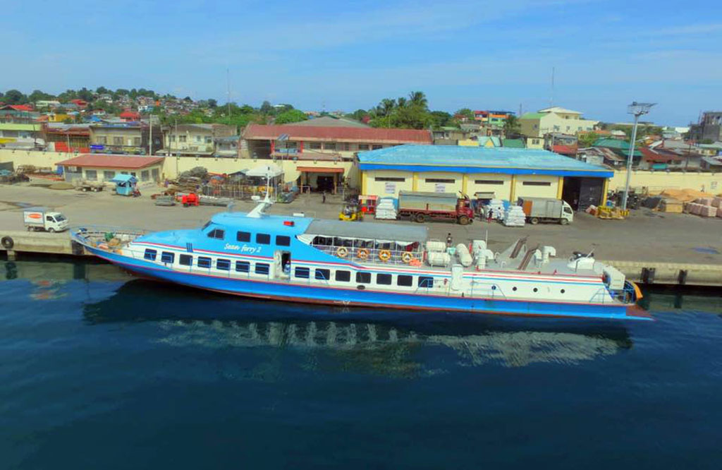 Evaristo & Sons Fastcraft Vessel