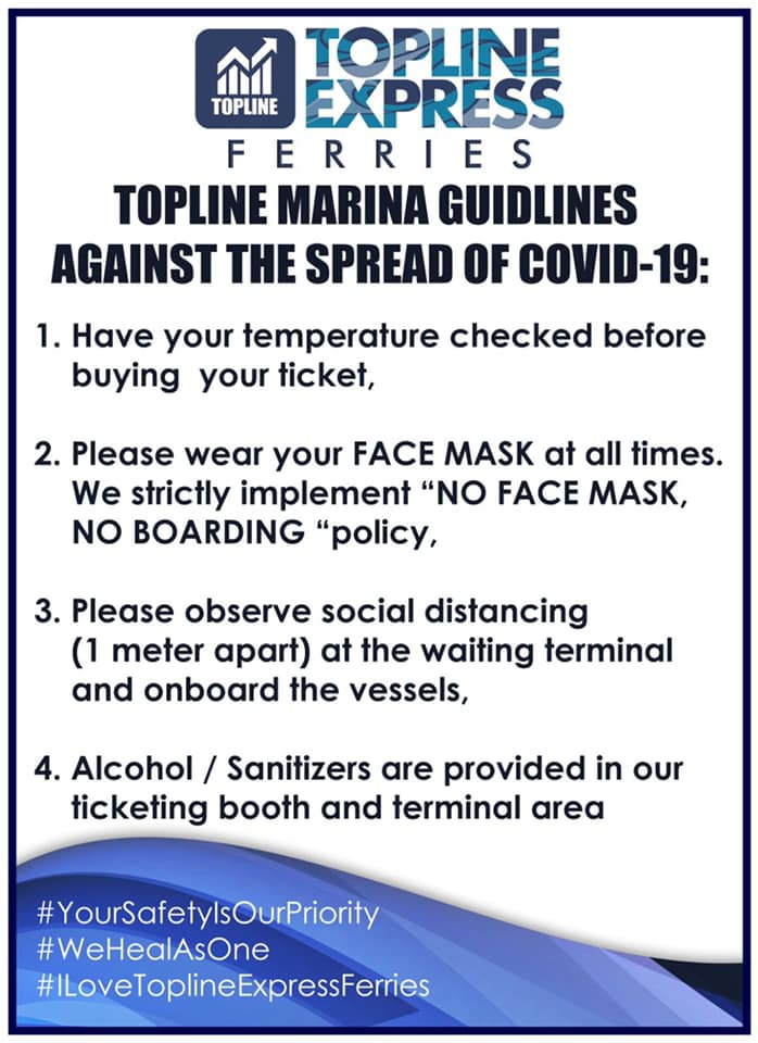 Source: Topline Marina Facebook page