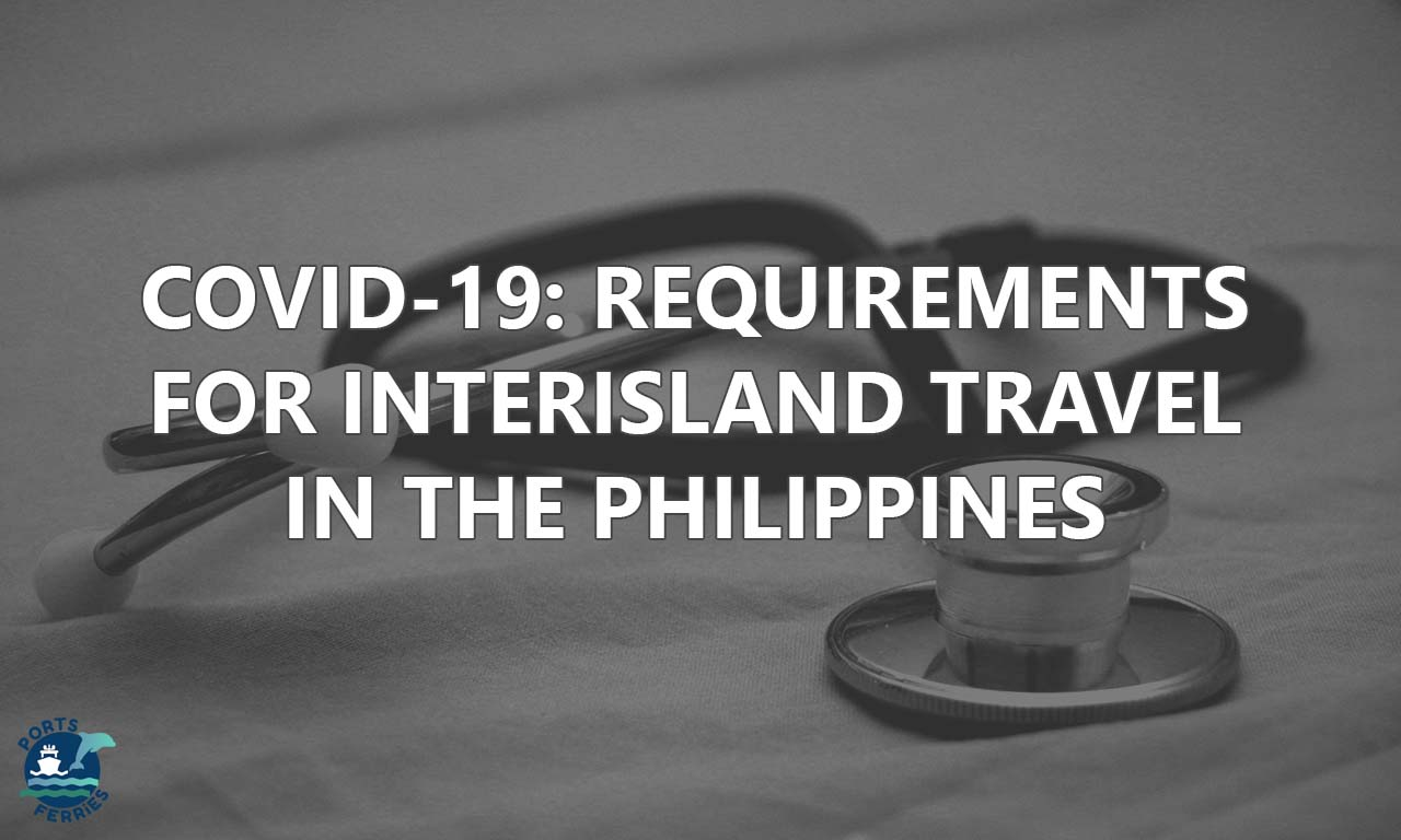 Requirements for Interisland Travel in the Philippines